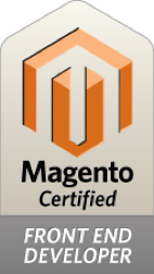 certificato Magento front-end developer
