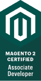 certificato Magento2 associate developer